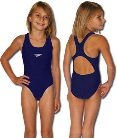 wie kommt man Bestbewertete Mode bis zu 80% sparen Swimsuit girls Speedo By Speedo