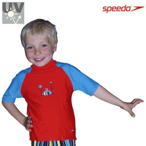 SPJR Speedo Sun Prot T-Shirt R