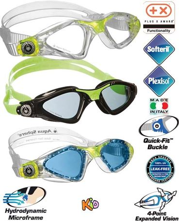 676cd38e5c Children swimming goggles Aqua Sphere Kayenne Smal
