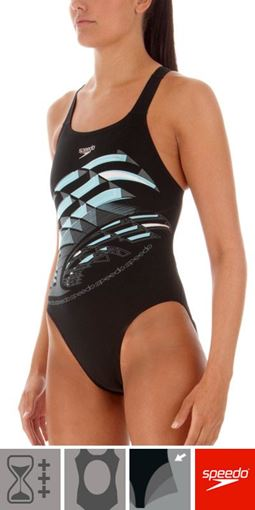 SWSF Speedo Badeanzug Club 041