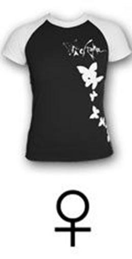 T-SP T-Shirt Diana ButterflySZ