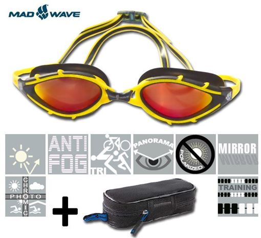 SBT Schwimmbrille Polarize