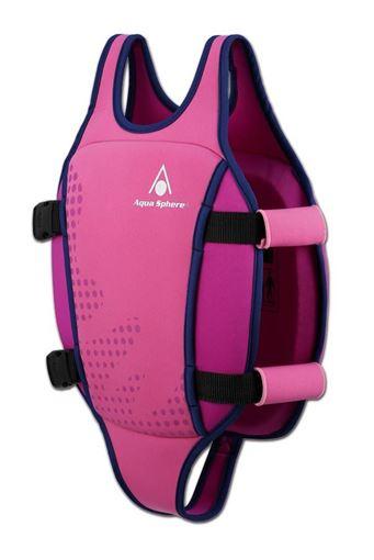 SLSW Swim Vest Pink