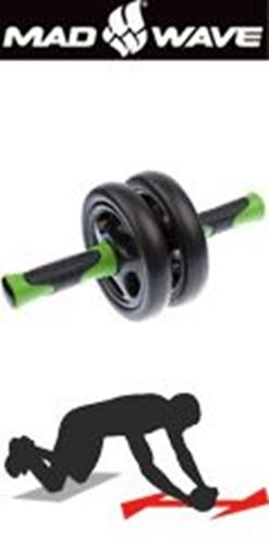 TRTT Double Exercise Wheel