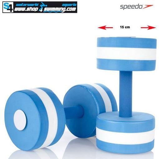WGH Aqua Dumbbells Round