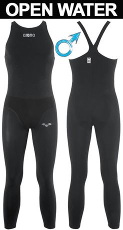 33c44dcb4ac122 Competition swimsuit Arena Men Powerskin R-Evo+ Fu