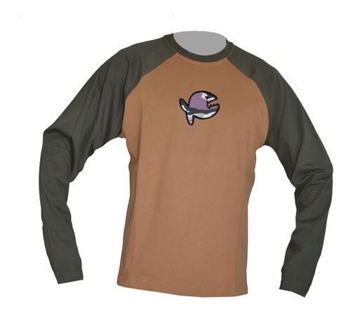 T-LS iQ T-Shirt iQ Fish