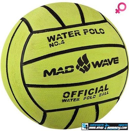 WBL Water Polo Ball Offical 4