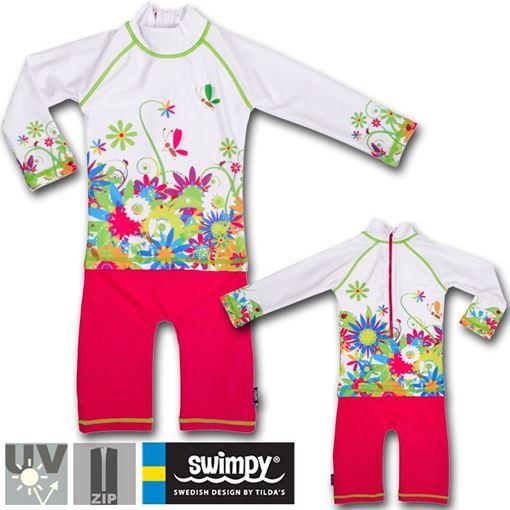 T-SP UV Anzug Flower I8301
