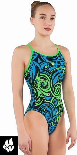 SWSF M.W. Swimsuit J7606