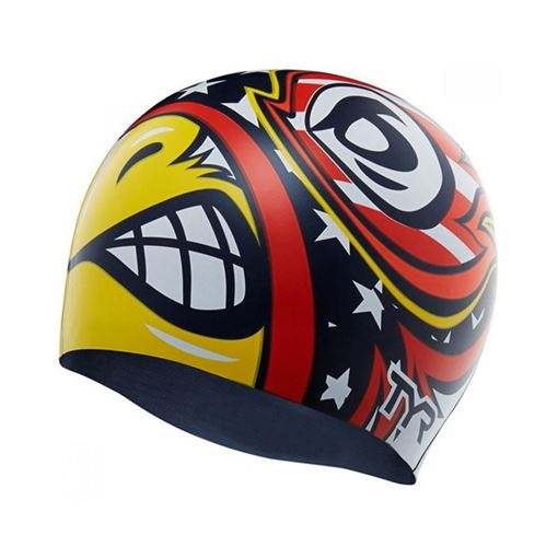 BKSR Swim Cap Winged Avenger