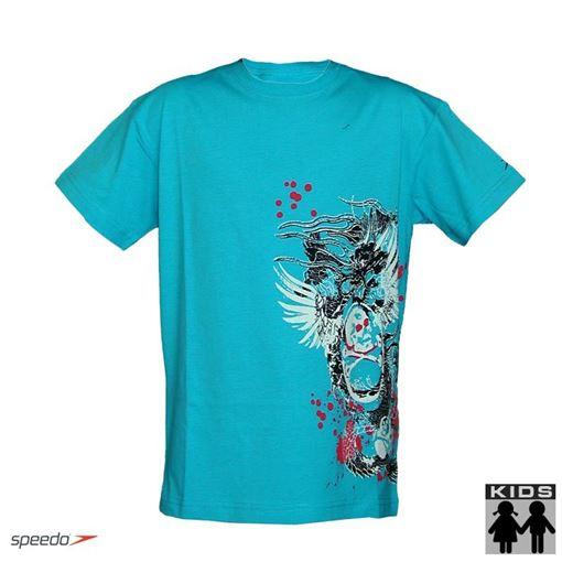 T-JR T-Shirt Speedo Olucky BU