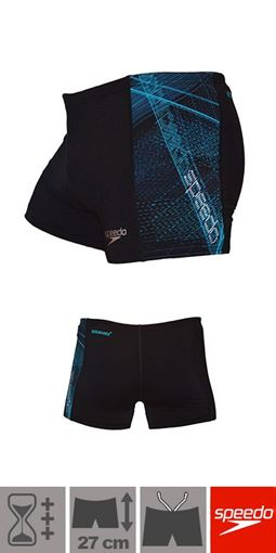 SMAS Aquashort Speedo Club 090