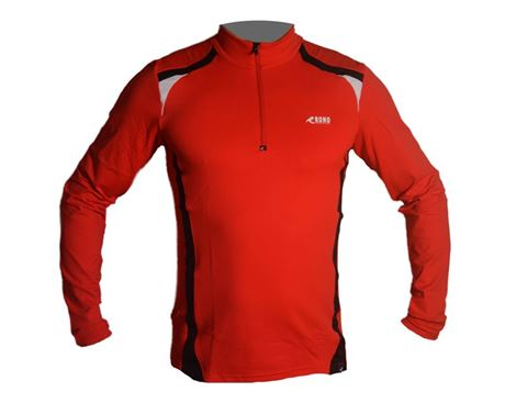 3TTP Rono LS Race Zip Top RT