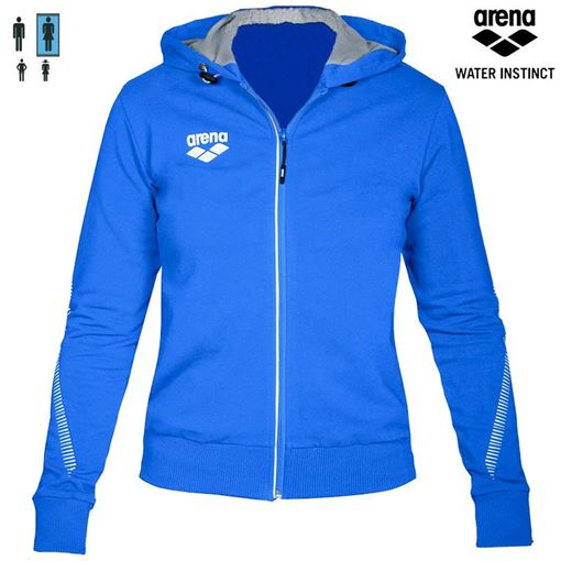 TSWJ Arena Hooded Jacket BU