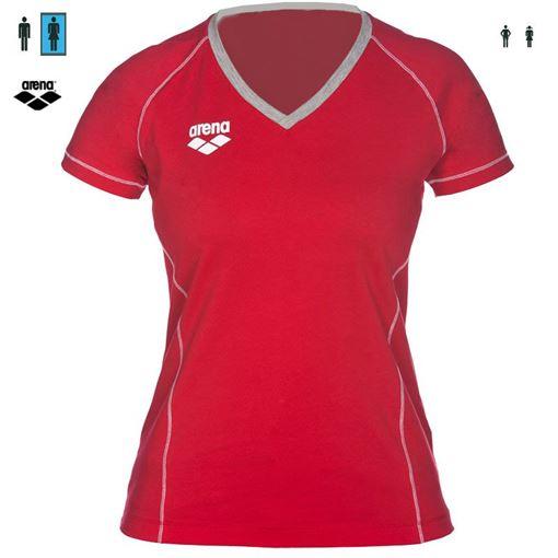 3TTP WT-Shirt TL S/S Tee RD
