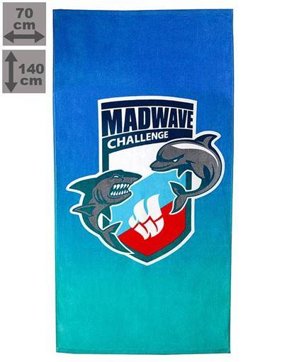 ZRHB MW Challenge Towel 70x140