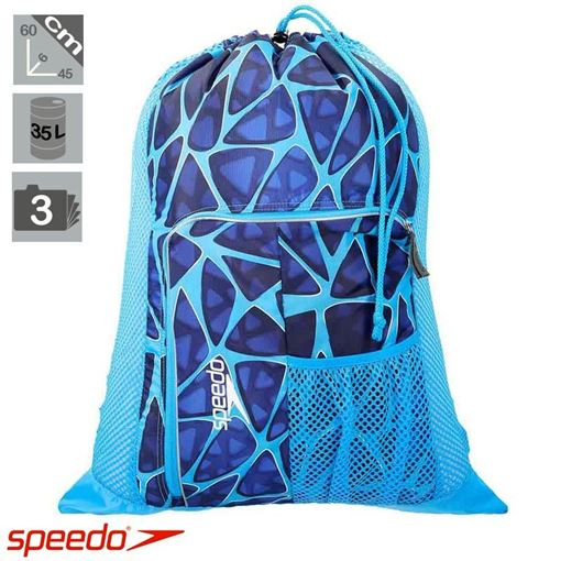 TNRS Backbag Big Mesh DelBagBU