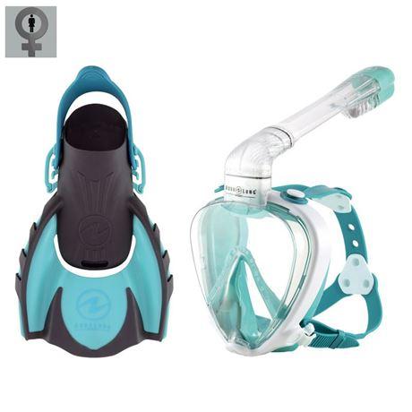 TAMK Set Smart Snorkel WN S-TS