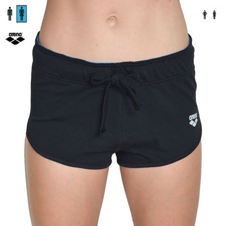 ecd71d5b5c1 Black Arena gym shorts for women By Arena