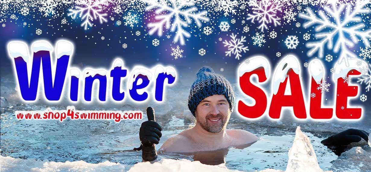 Soldes d'hiver maillots de bain et équipement